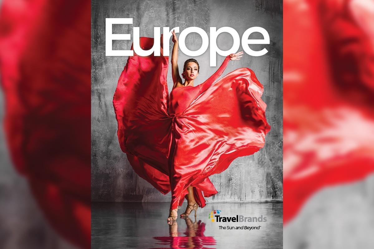 TravelBrands releases Europe brochure