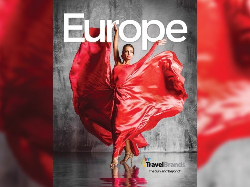 TravelBrands releases Europe brochure