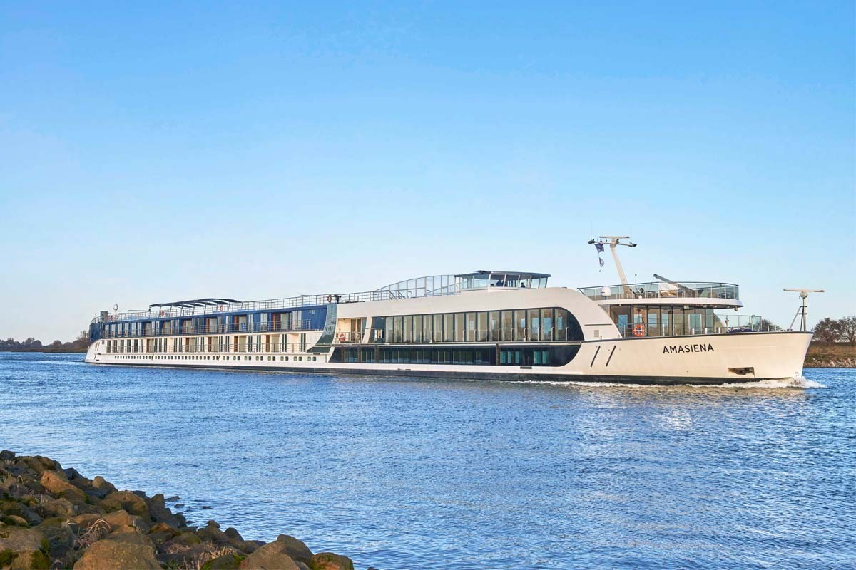 AmaWaterways adds a new ship for 2020