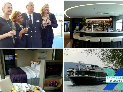 PAX On Location: Avalon Envision's christening in Budapest