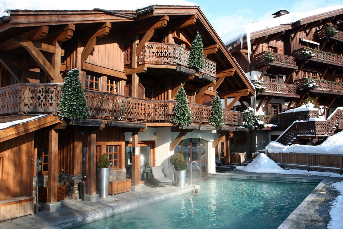 PHOTOS: A new Four Seasons hotel comes to the French Alps