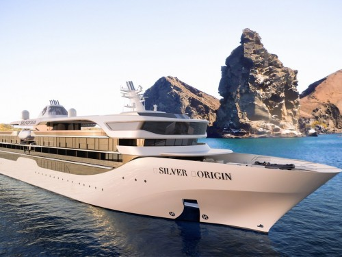 Silversea releases details on newest Galapagos ship