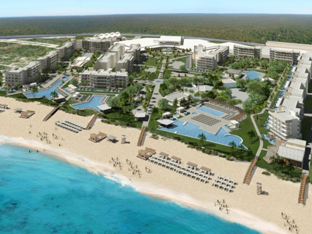 A Planet Hollywood Beach Resort is coming to Cancun