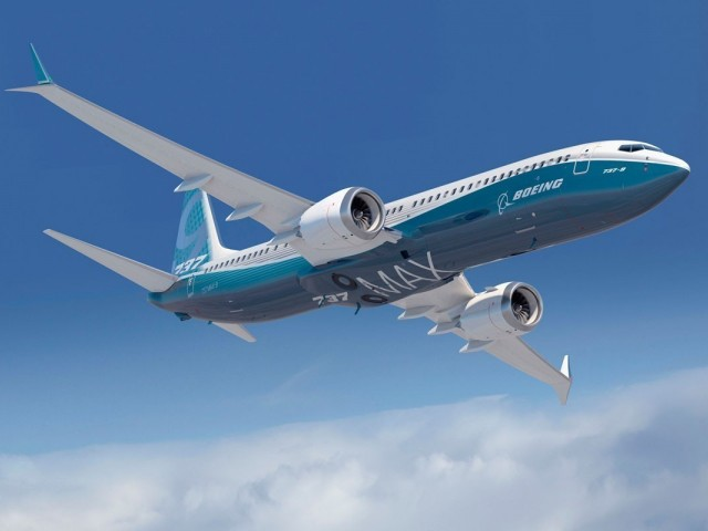 """Boeing says 737 MAX 8s will soon be """"safest planes to fly"""""""