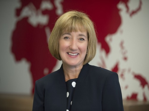 CWT's Sherry Saunders discusses 2019 corporate travel trends