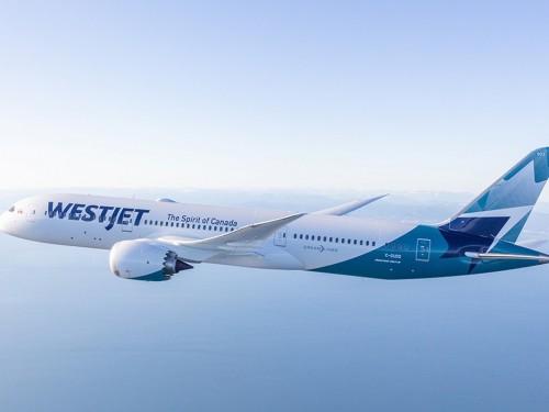 WestJet's Dreamliner takes its first transatlantic flight