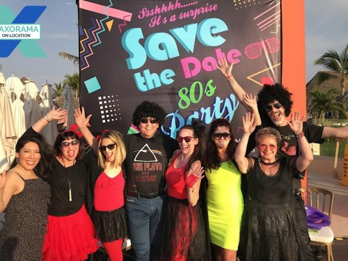 PAX On Location: ACV hosts 80s themed party at TTAND's conference