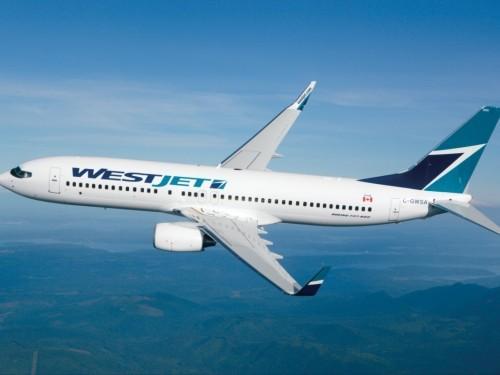 WestJet's YYC to AUS service takes off