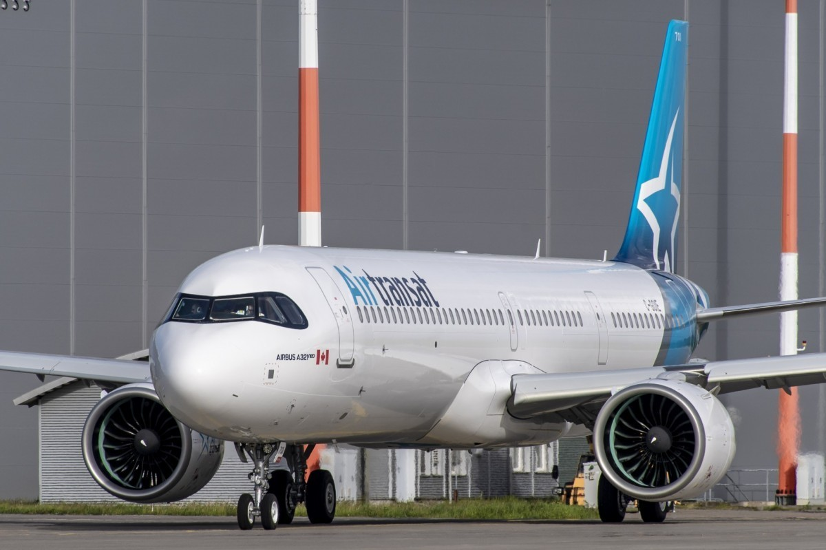 Air Transat will be an all-Airbus fleet by 2022