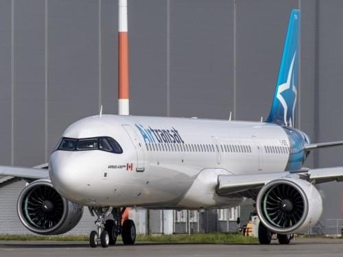 Air Transat will be an all-Airbus fleet by 2022