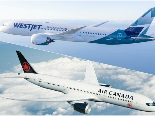Air Canada & WestJet report record Q1 earnings despite Boeing 737 MAX 8 groundings