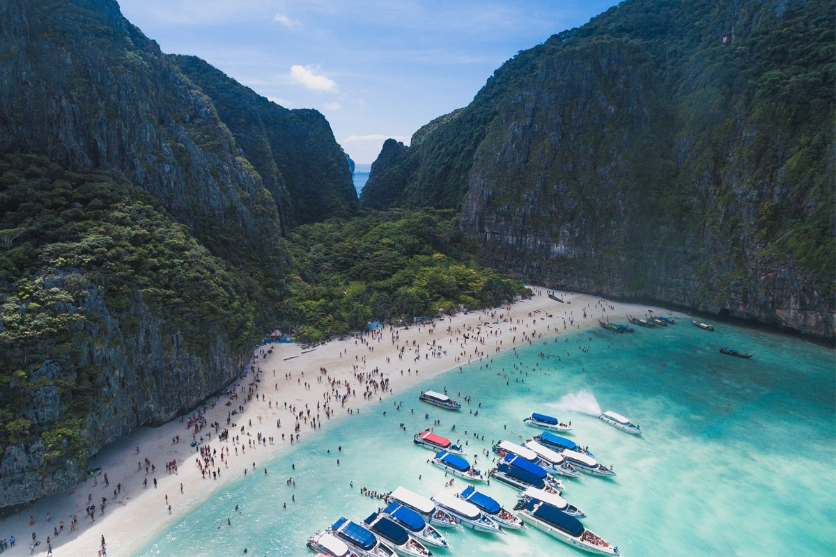 Thailand's Maya Bay closed until 2021