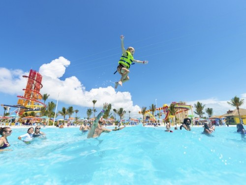 Royal Caribbean opens Perfect Day at Coco Cay