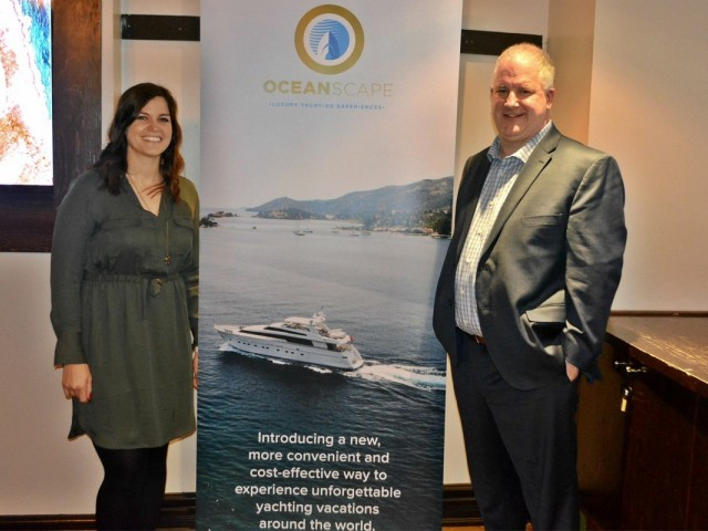 OceanScape Yachts brings luxury yacht holidays to Canada