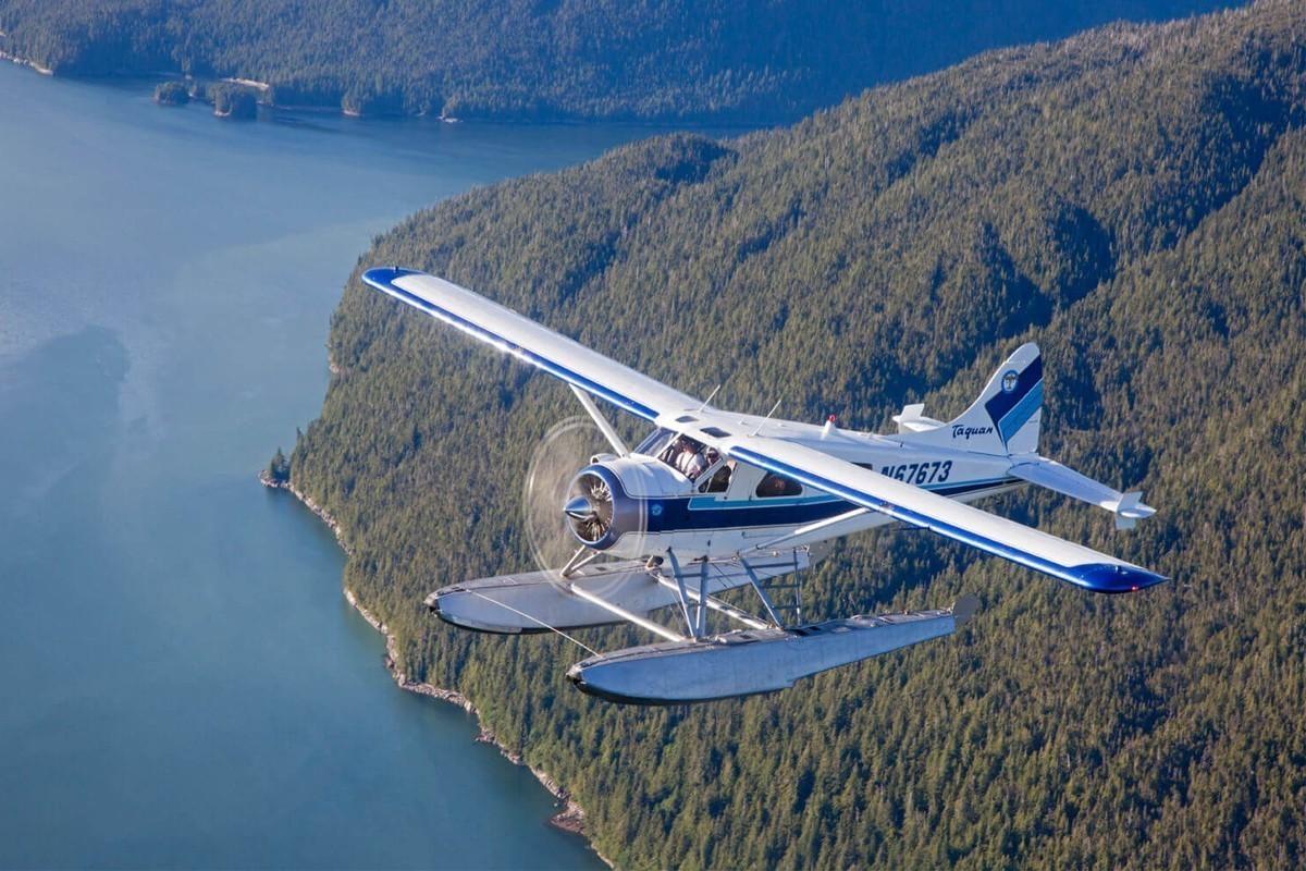 B.C. woman killed in Princess Cruises floatplane crash