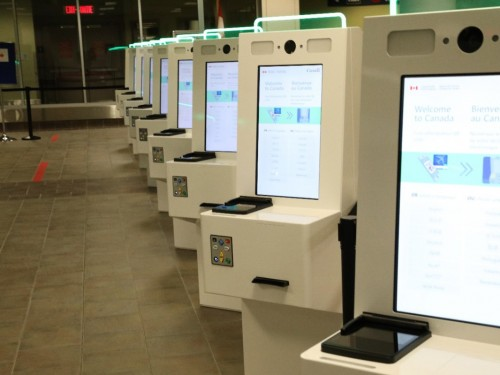 YYC eliminates paper declaration cards with PIK installation
