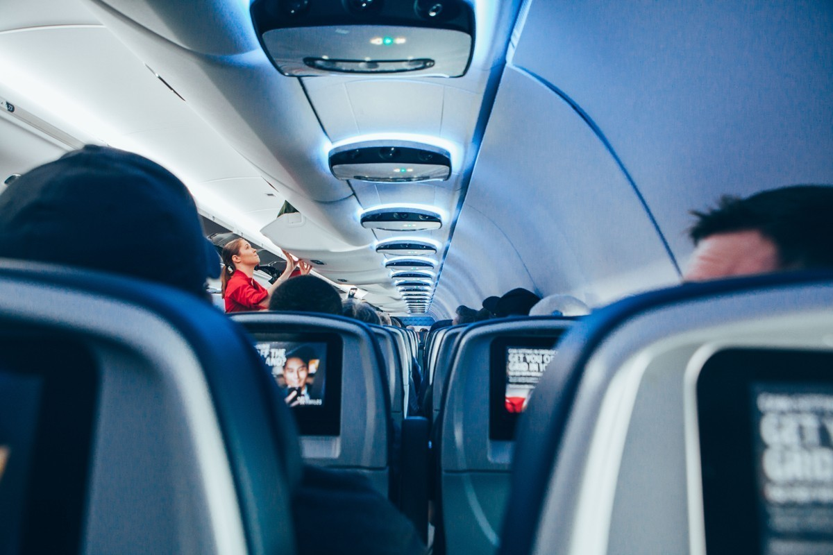 New air travel rules coming into effect this July