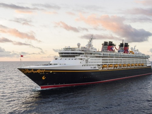 Two Disney Cruise Line ships call Port Canaveral home
