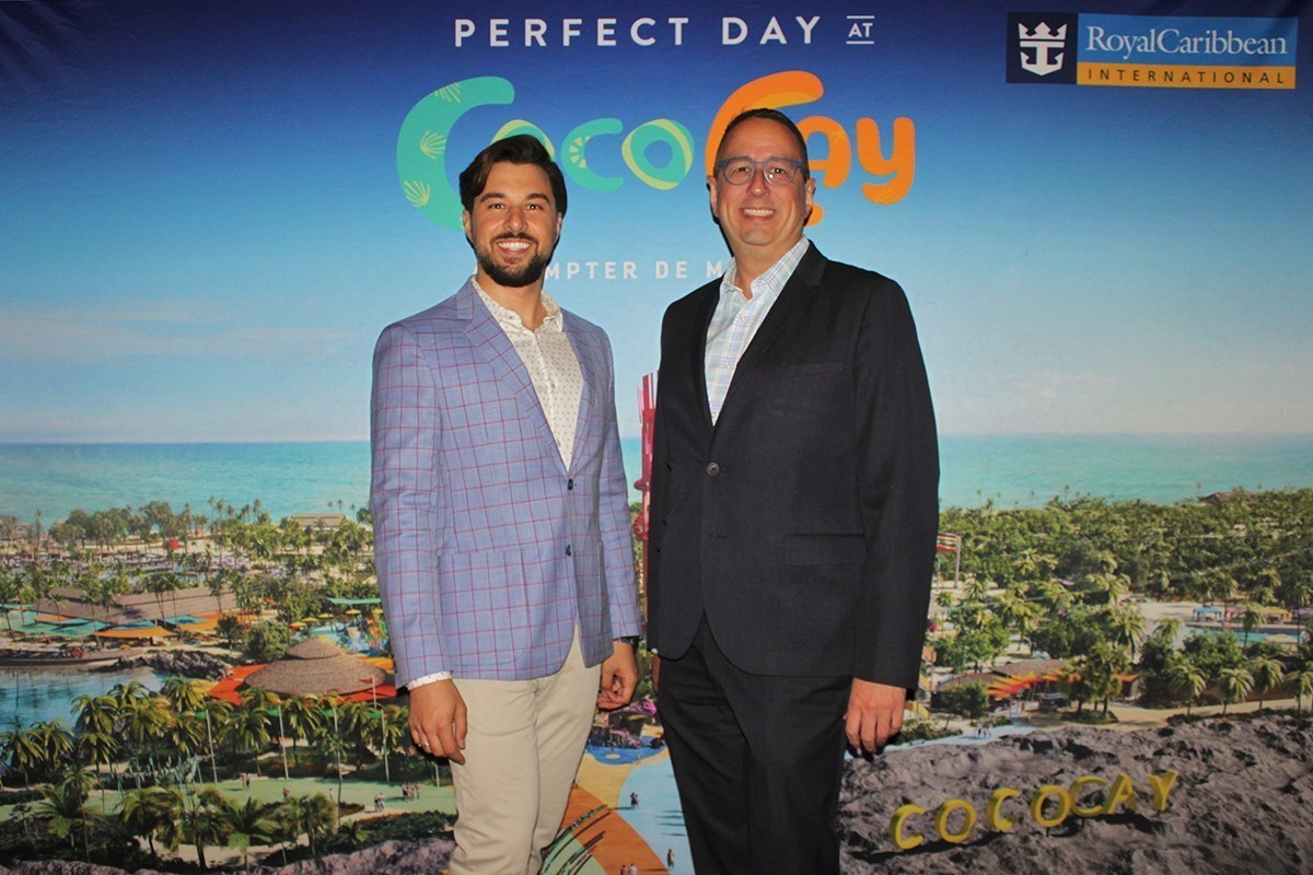 What's new with Royal Caribbean