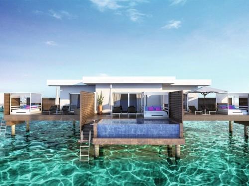 RIU opens two all-inclusive hotels in the Maldives