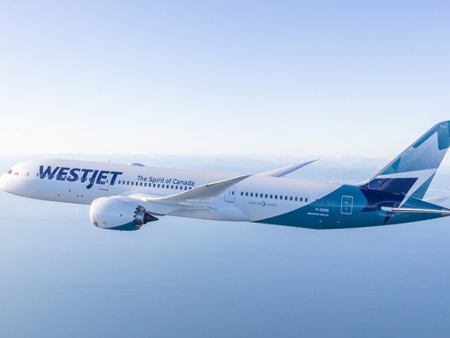 WestJet introduces non-stop Calgary-Dublin route
