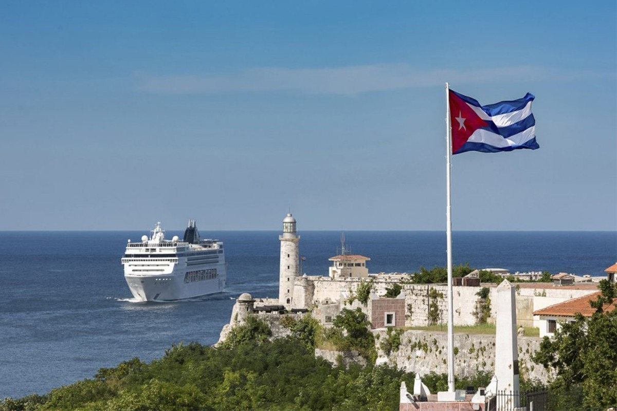 U.S. government bans cruise ships to Cuba