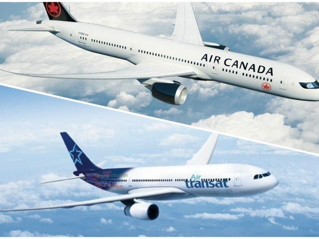 Air Canada & Transat seek to negotiate purchase deal