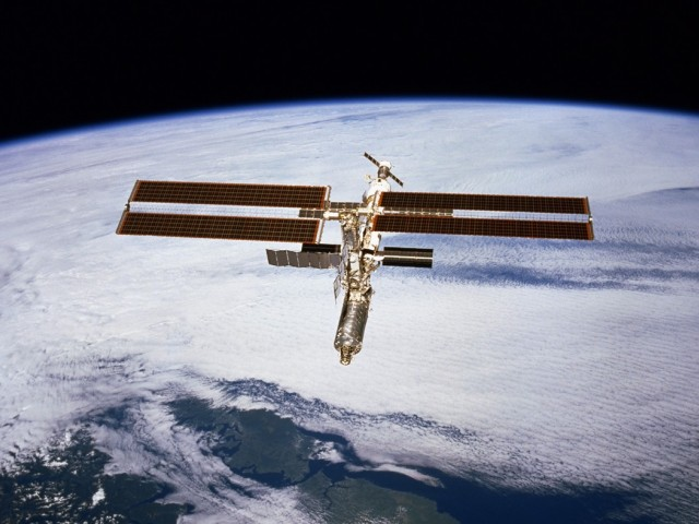 Out of this world: NASA to open ISS for tourism