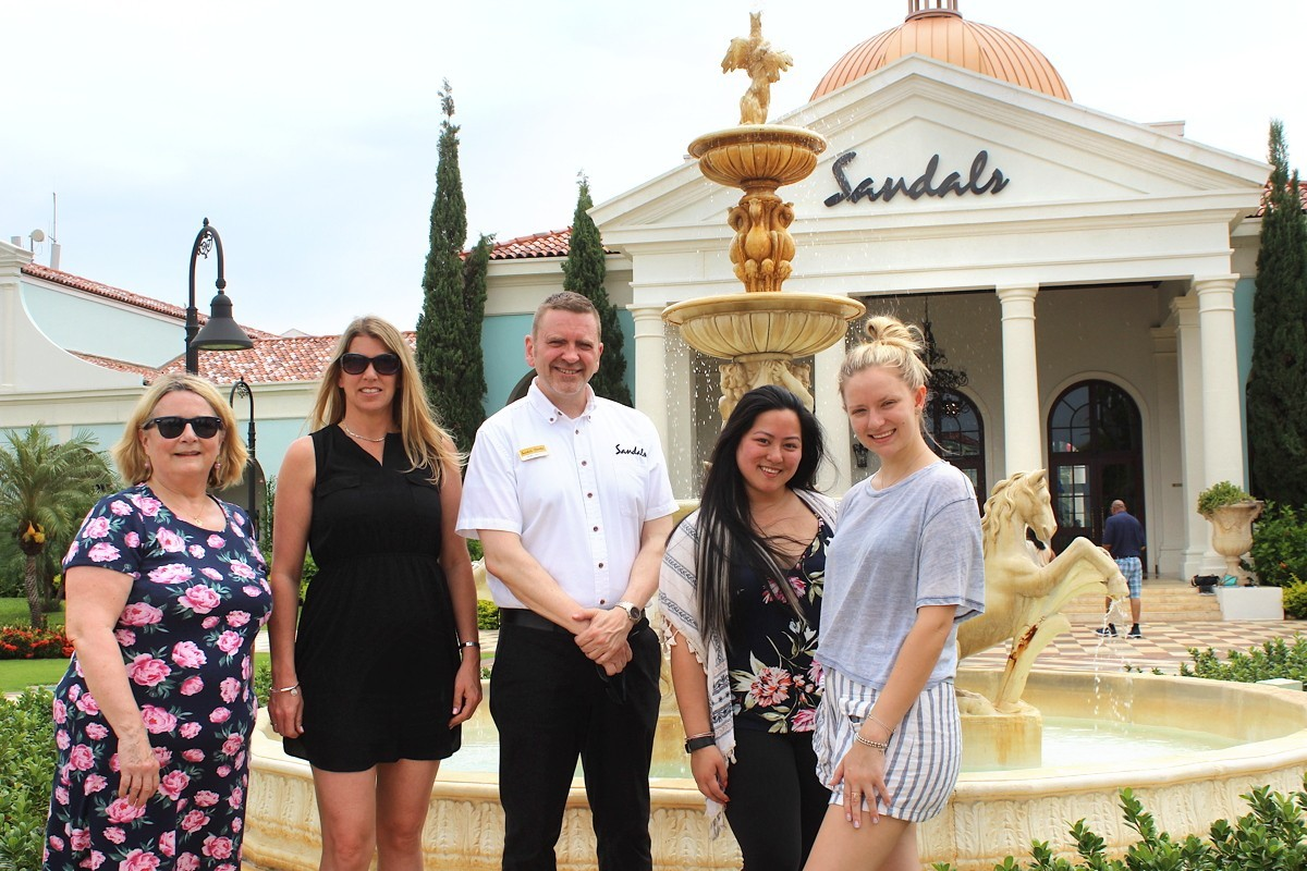Sandals renews focus on groups/MICE market
