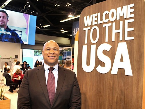Brand USA's Colin Skerritt shares his plans for Canada