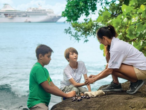 Families can explore the South Pacific with Paul Gauguin's newest program
