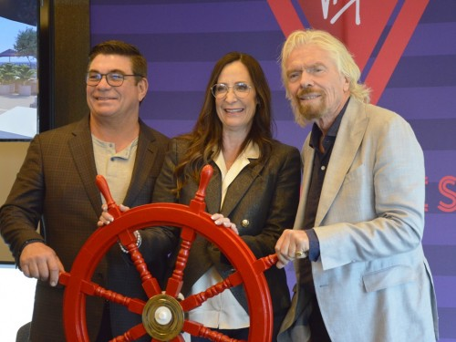 Virgin Voyages introduces new captain, new itineraries for 2020
