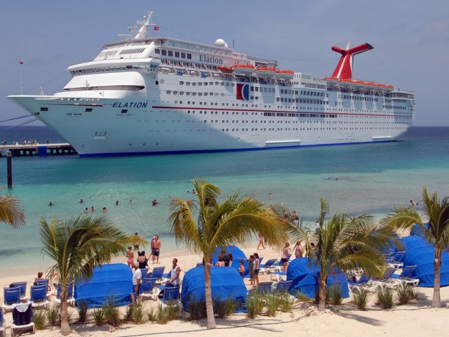 Carnival's Why Use A Travel Advisor program expands with new websites