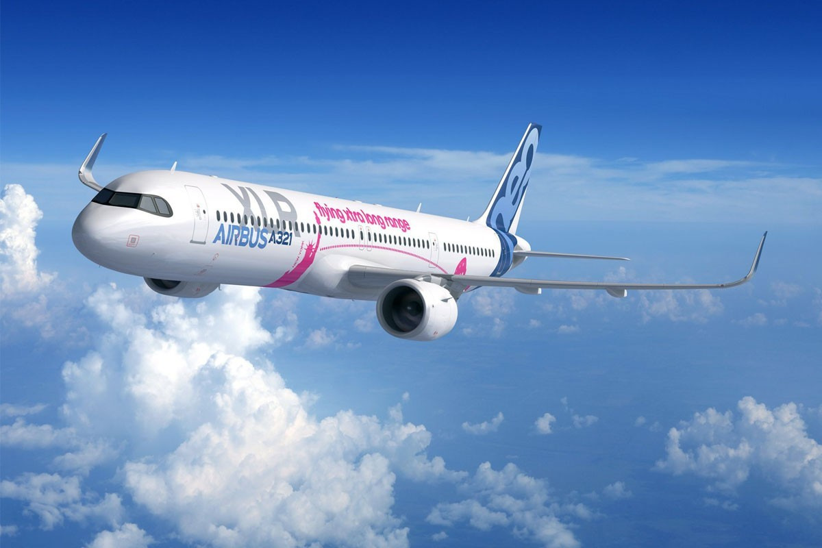Airbus adds new jet to A321neo family