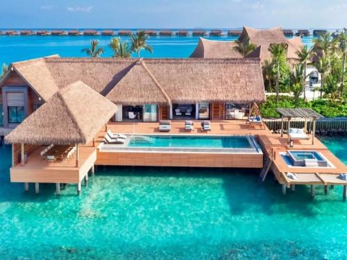 PHOTOS: Waldorf Astoria Maldives Ithaafushi opens this July