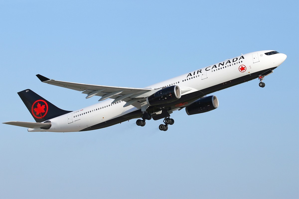 Air Canada enhances capacity to 2019/20 sun destinations