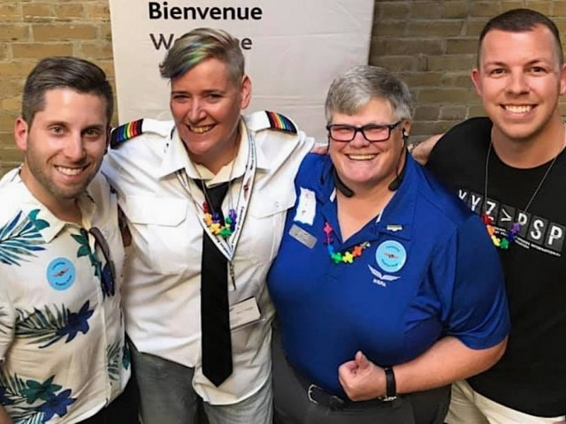 National Gay Pilots Association promotes diversity in the skies
