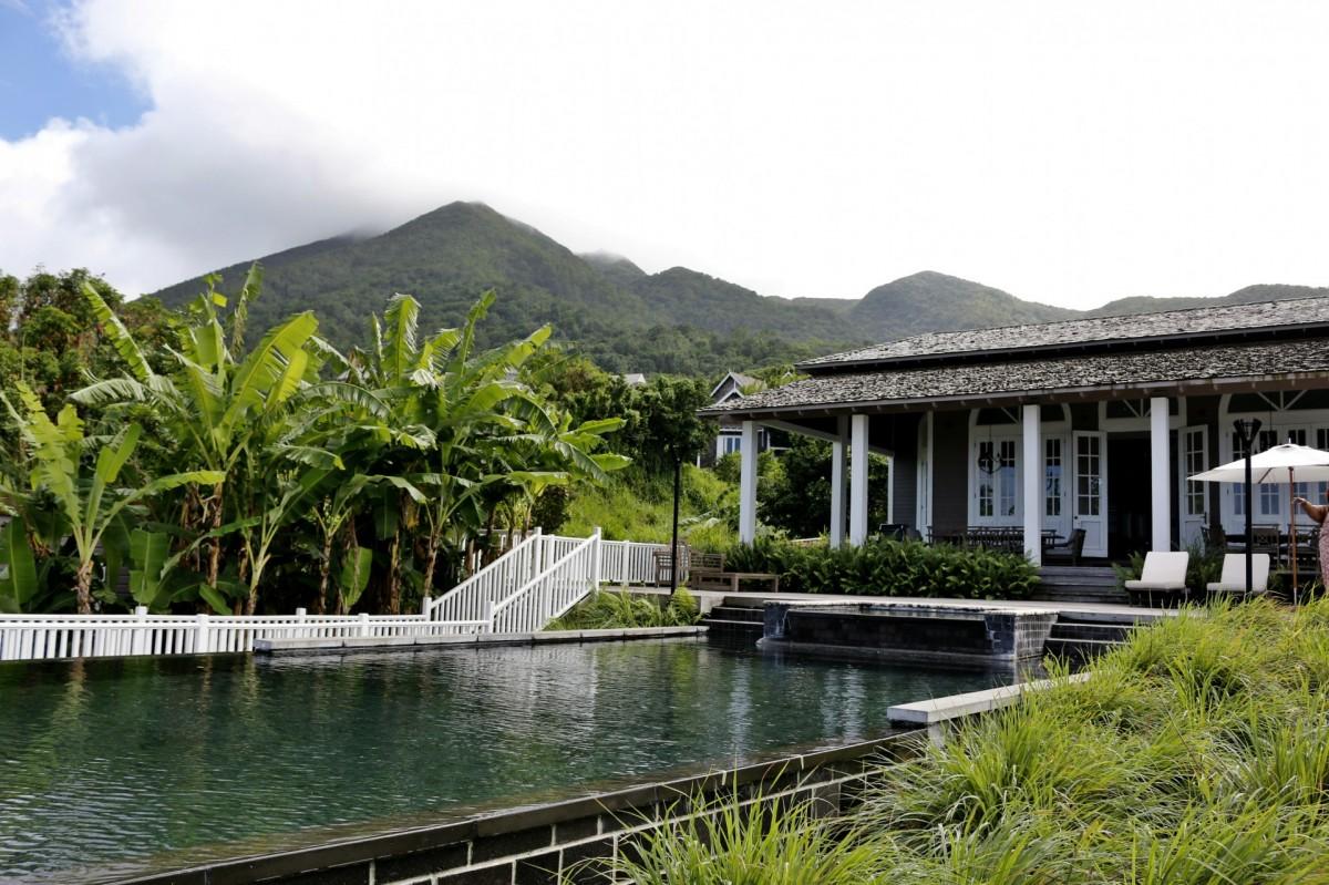 Belle Mont Farm offers unique Caribbean escape unlike any other
