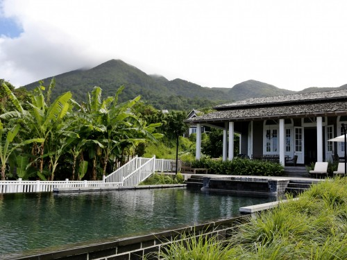 Belle Mont Farm offers unique Caribbean escape unlike any other