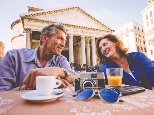Seniors' dream trips start with good travel protection