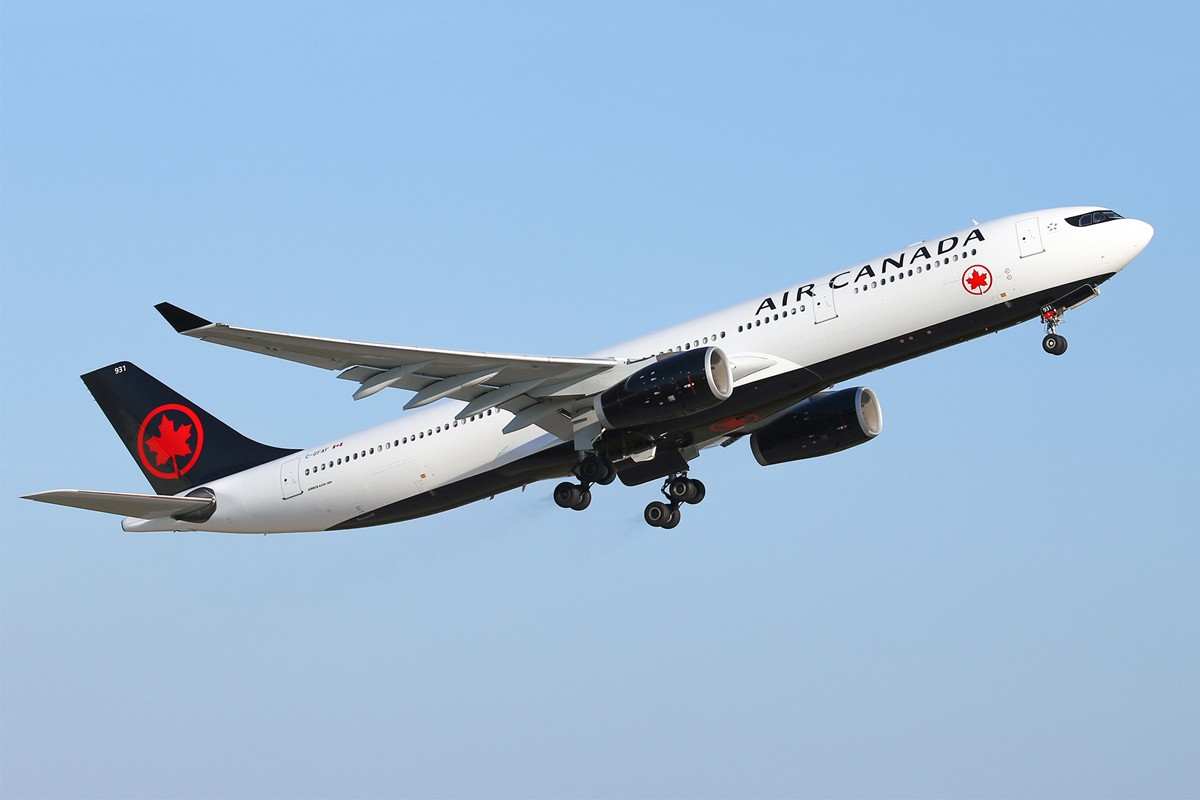Air Canada enhances capacity to Atlantic Canada from YYC