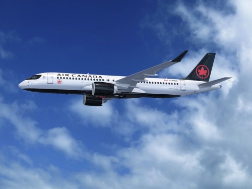 Air Canada launches non-stop Calgary-Terrace route