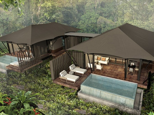 A luxury tented camp is coming to Costa Rica