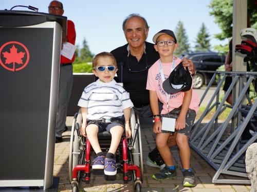 Air Canada raises $1.2M in annual golf tournament