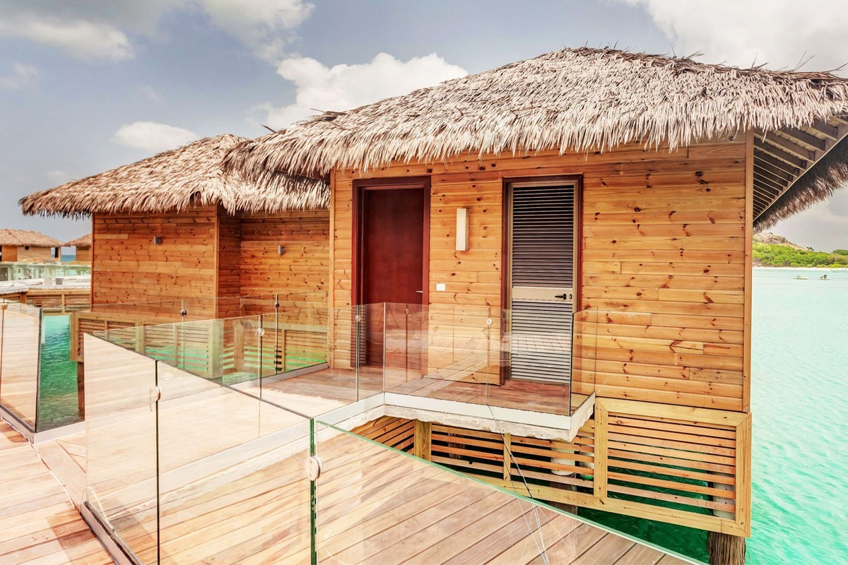 Royalton Antigua's overwater bungalows are ready to book