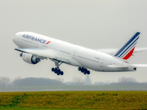Air France rejects French government's proposed ecotax