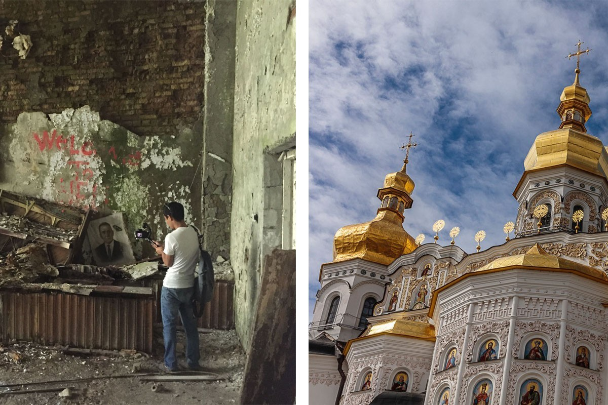 Exploring the many sides of Ukraine with Cobblestone Freeway Tours