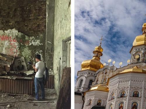 Exploring the many sides of Ukraine with Cobblestone Freeway Tours