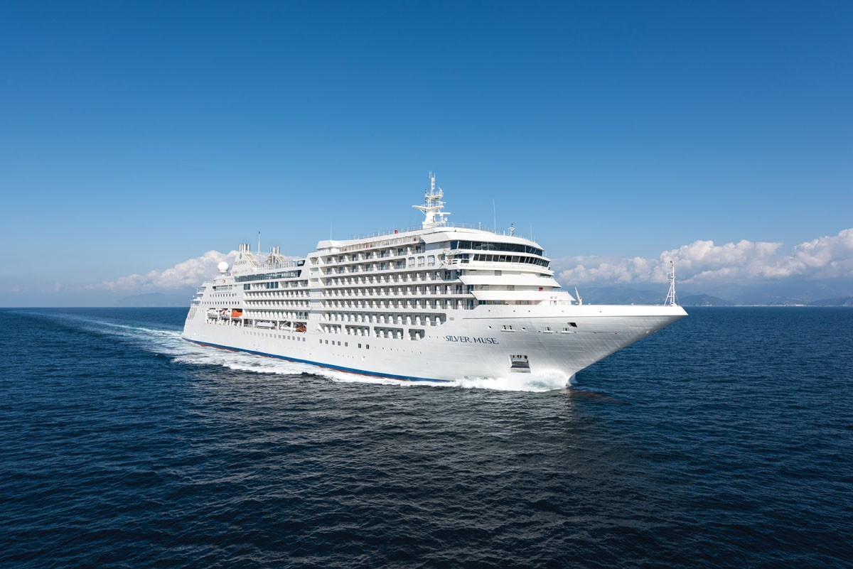 Five new Grand Voyages from Silversea