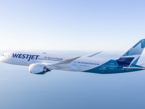 WestJet ups frequency on several Western Canada flights this winter